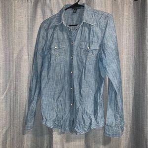 Women's Jean shirt